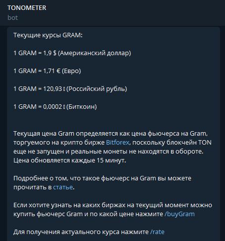 телеграм бот с актуальной ценой Gram и фьючерсов Gram.png